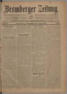Bromberger Zeitung, 1907, nr 296