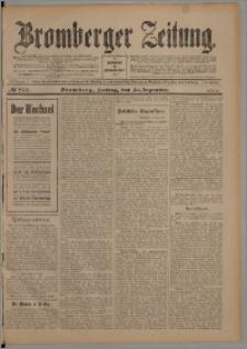 Bromberger Zeitung, 1907, nr 298