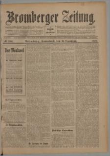 Bromberger Zeitung, 1907, nr 299