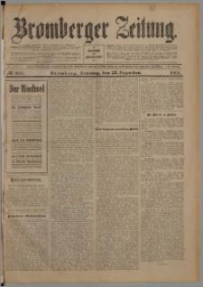 Bromberger Zeitung, 1907, nr 300