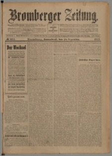 Bromberger Zeitung, 1907, nr 303