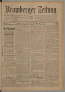 Bromberger Zeitung, 1907, nr 304