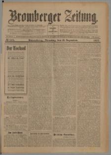Bromberger Zeitung, 1907, nr 305