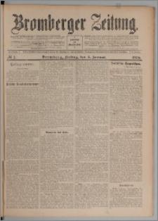 Bromberger Zeitung, 1908, nr 2