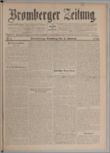 Bromberger Zeitung, 1908, nr 4