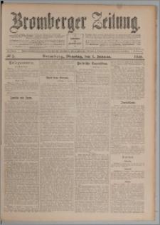 Bromberger Zeitung, 1908, nr 5