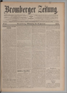 Bromberger Zeitung, 1908, nr 12