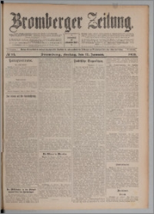 Bromberger Zeitung, 1908, nr 14