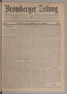 Bromberger Zeitung, 1908, nr 15