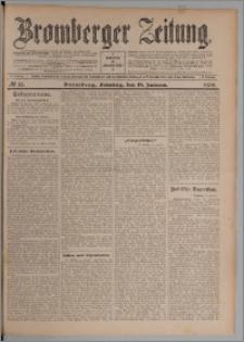 Bromberger Zeitung, 1908, nr 16
