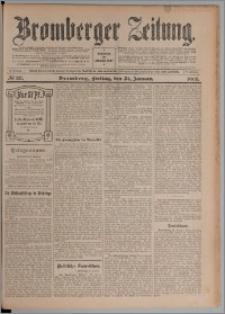 Bromberger Zeitung, 1908, nr 20