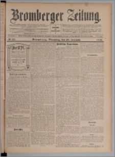 Bromberger Zeitung, 1908, nr 23