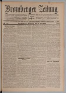 Bromberger Zeitung, 1908, nr 28