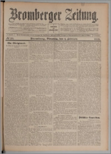 Bromberger Zeitung, 1908, nr 29