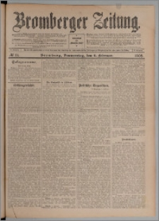 Bromberger Zeitung, 1908, nr 31