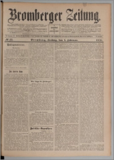 Bromberger Zeitung, 1908, nr 32