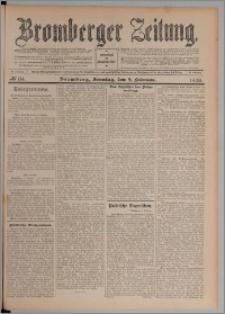 Bromberger Zeitung, 1908, nr 34