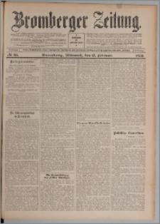 Bromberger Zeitung, 1908, nr 36