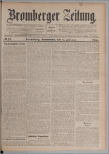Bromberger Zeitung, 1908, nr 39