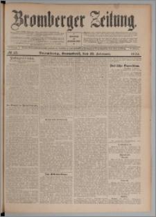 Bromberger Zeitung, 1908, nr 45