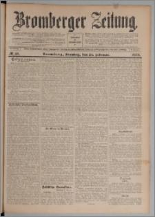 Bromberger Zeitung, 1908, nr 46