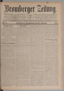 Bromberger Zeitung, 1908, nr 49