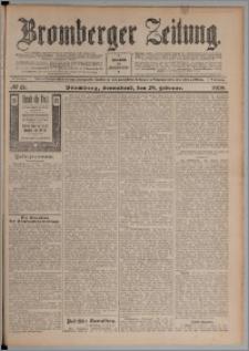 Bromberger Zeitung, 1908, nr 51