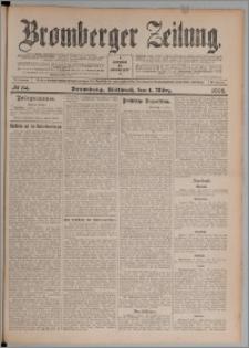 Bromberger Zeitung, 1908, nr 54