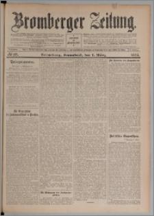 Bromberger Zeitung, 1908, nr 57