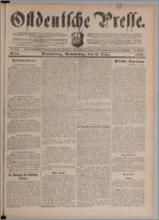 Bromberger Zeitung, 1908, nr 61