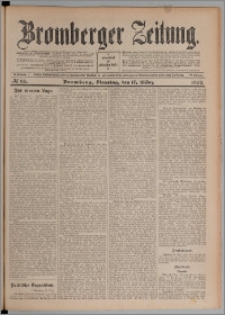 Bromberger Zeitung, 1908, nr 65