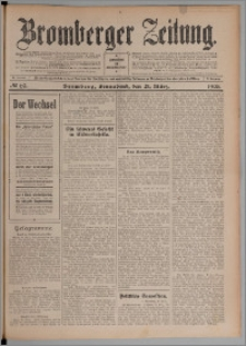 Bromberger Zeitung, 1908, nr 69