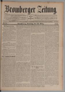 Bromberger Zeitung, 1908, nr 70