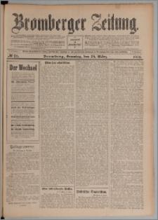 Bromberger Zeitung, 1908, nr 76