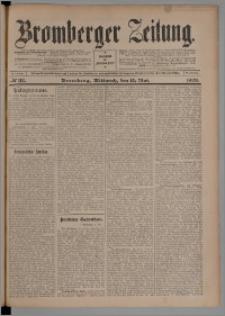 Bromberger Zeitung, 1908, nr 112