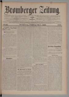 Bromberger Zeitung, 1908, nr 133