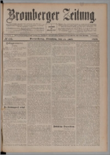Bromberger Zeitung, 1908, nr 168