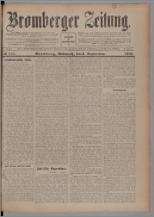 Bromberger Zeitung, 1908, nr 206