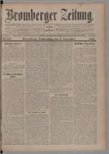 Bromberger Zeitung, 1908, nr 207