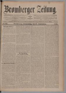 Bromberger Zeitung, 1908, nr 225