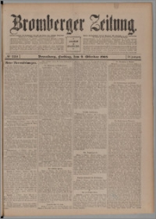 Bromberger Zeitung, 1908, nr 238