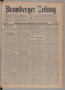 Bromberger Zeitung, 1908, nr 296