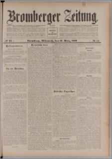 Bromberger Zeitung, 1909, nr 58