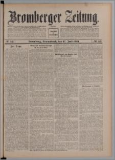Bromberger Zeitung, 1909, nr 165