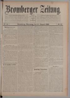 Bromberger Zeitung, 1909, nr 191