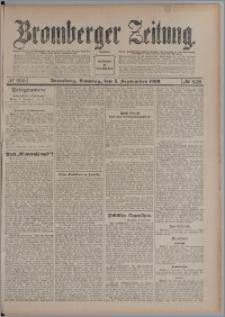 Bromberger Zeitung, 1909, nr 208