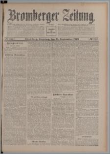 Bromberger Zeitung, 1909, nr 220