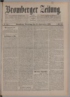 Bromberger Zeitung, 1909, nr 221