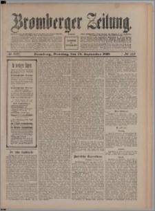 Bromberger Zeitung, 1909, nr 227