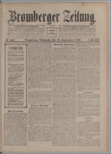 Bromberger Zeitung, 1909, nr 228
